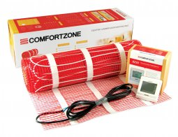 Comfort Zone Underfloor Heating Mats And Thermostats