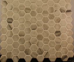 Hexagonal Calcutta Matt 301x290
