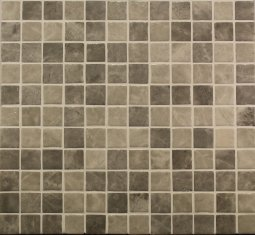 Grey Silver Mix Mosaic 311x311